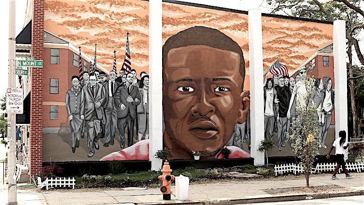 Freddie Gray, Baltimore Riots, KOLUMN Magazine, Kolumn