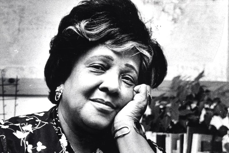 Ethel L. Payne, First Lady of the Black Press, KOLUMN Magazine, Kolumn