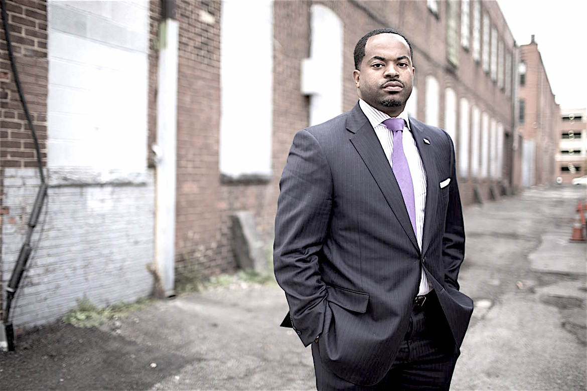 Baltimore Mayoral Race, Baltimore Politics, Nick Mosby, Marilyn Mosby, KOLUMN Magazine, Kolumn