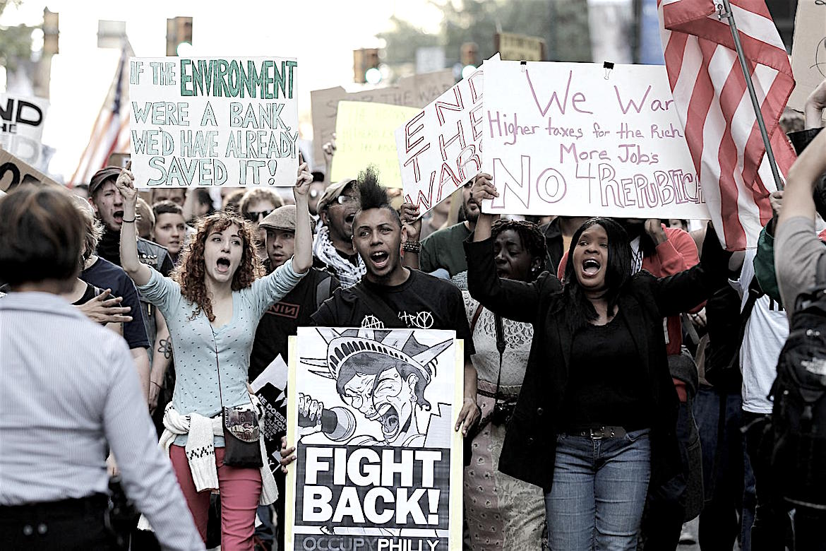 Occupy Philadelphia, Occupy Wall Street, To Big To Fail, Bank Reform, KOLUMN Magazine, Kolumn