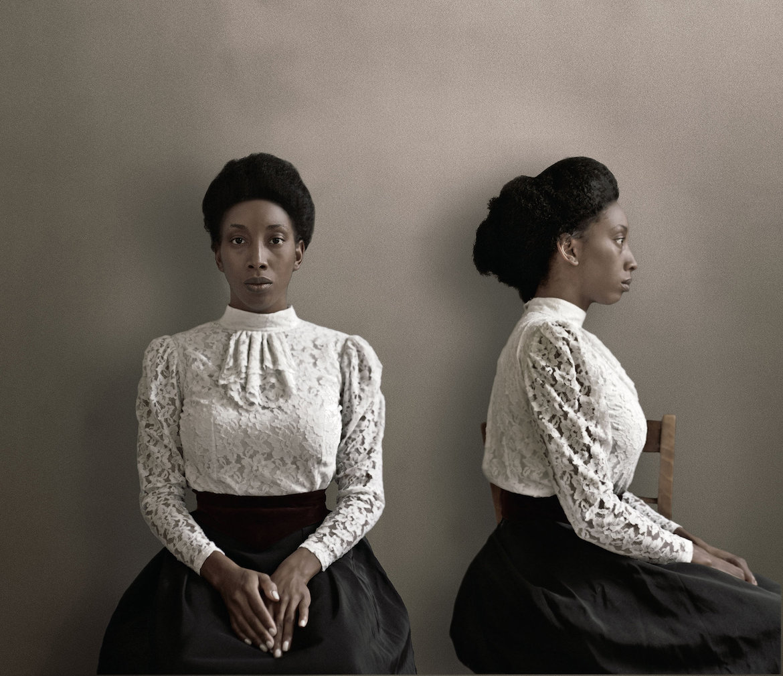 Ayana Jackson, African American Women Art, Gallery MOMO, KOLUMN Magazine, Kolumn