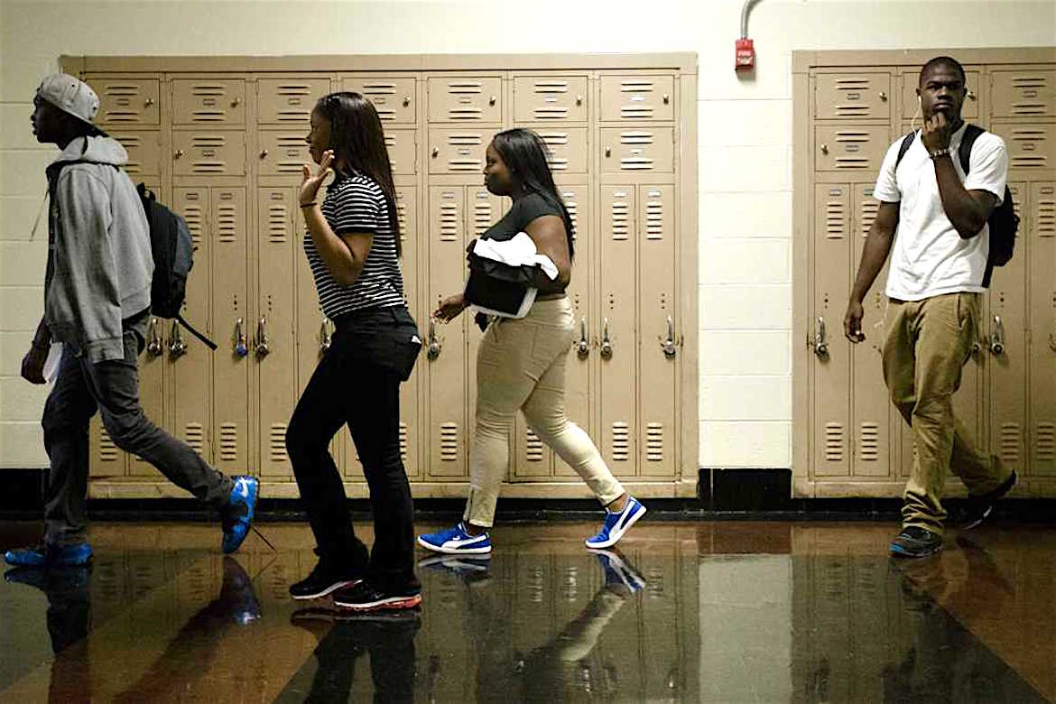 African American Students, African American Education, School Discipline, KOLUMN Magazine, Kolumn