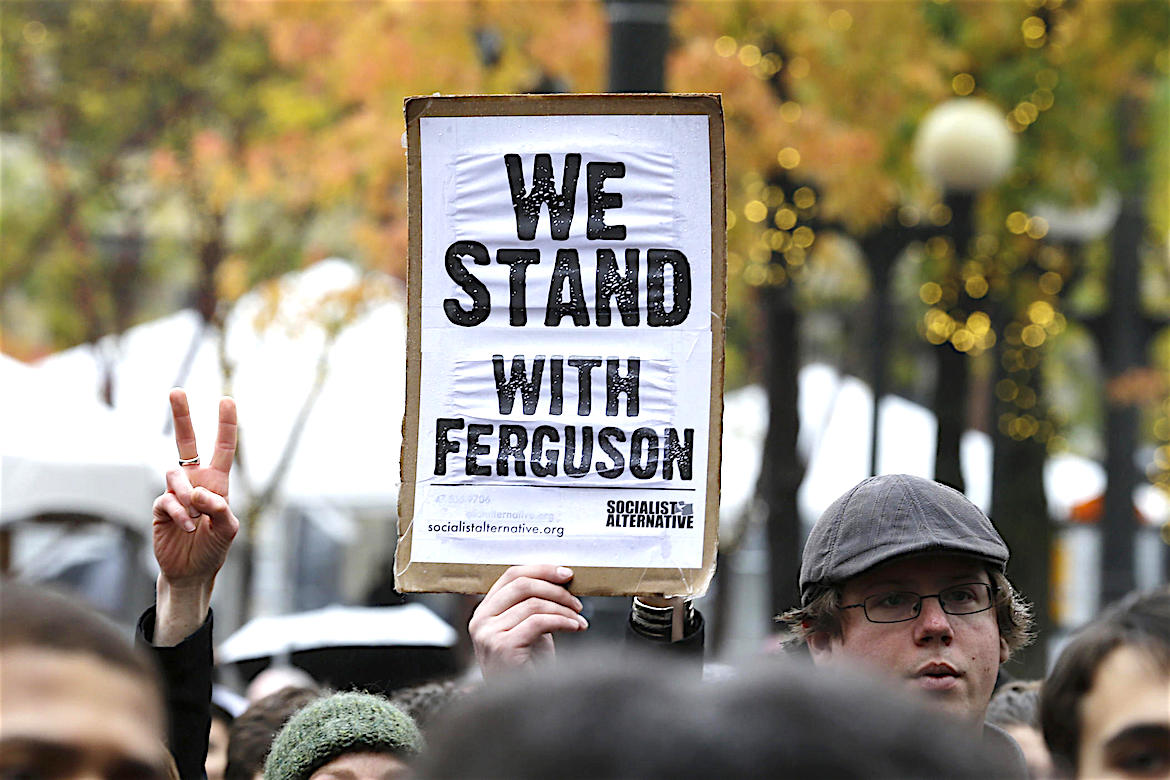 Ferguson MO, Michael Brown, Michael Brown Effect, African American Crime, Youth Violence, Body Cams, KOLUMN Magazine, Kolumn