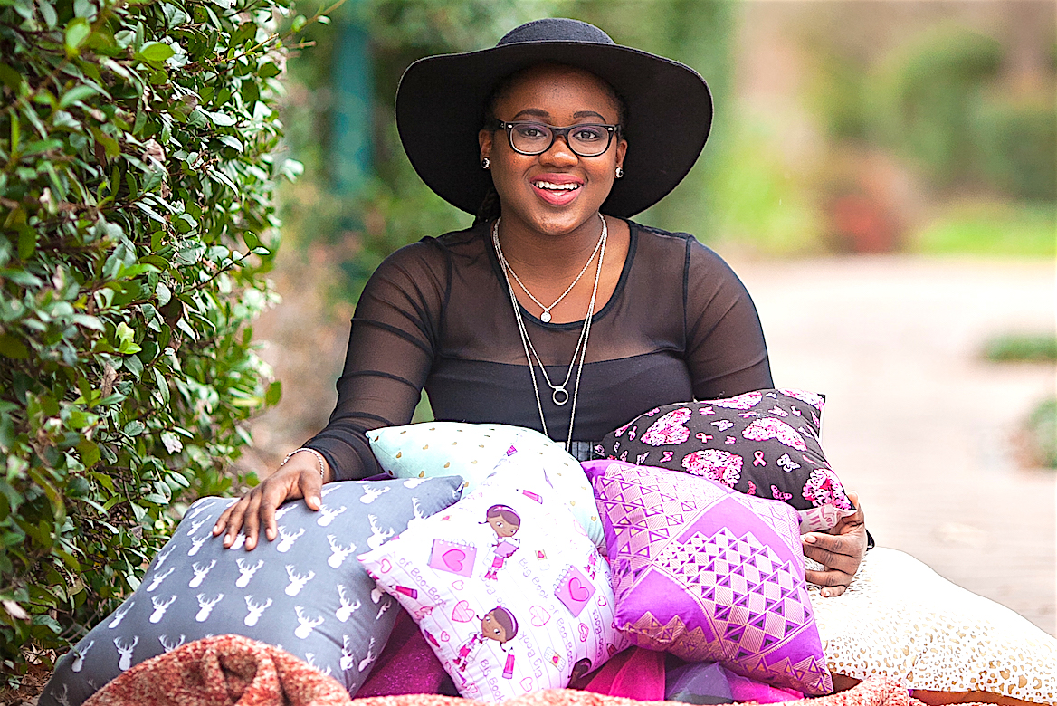 Designer Pillows, Young Entrepreneur, Home Decor, KOLUMN Magazine, Kolumn