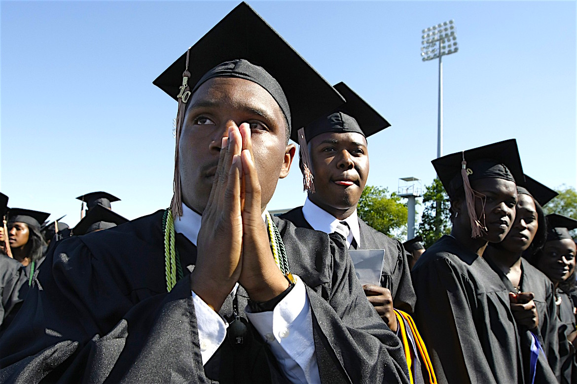 African American Education, African American Male Education, African American Male Graduation Rates, KOLUMN Magazine, Kolumn