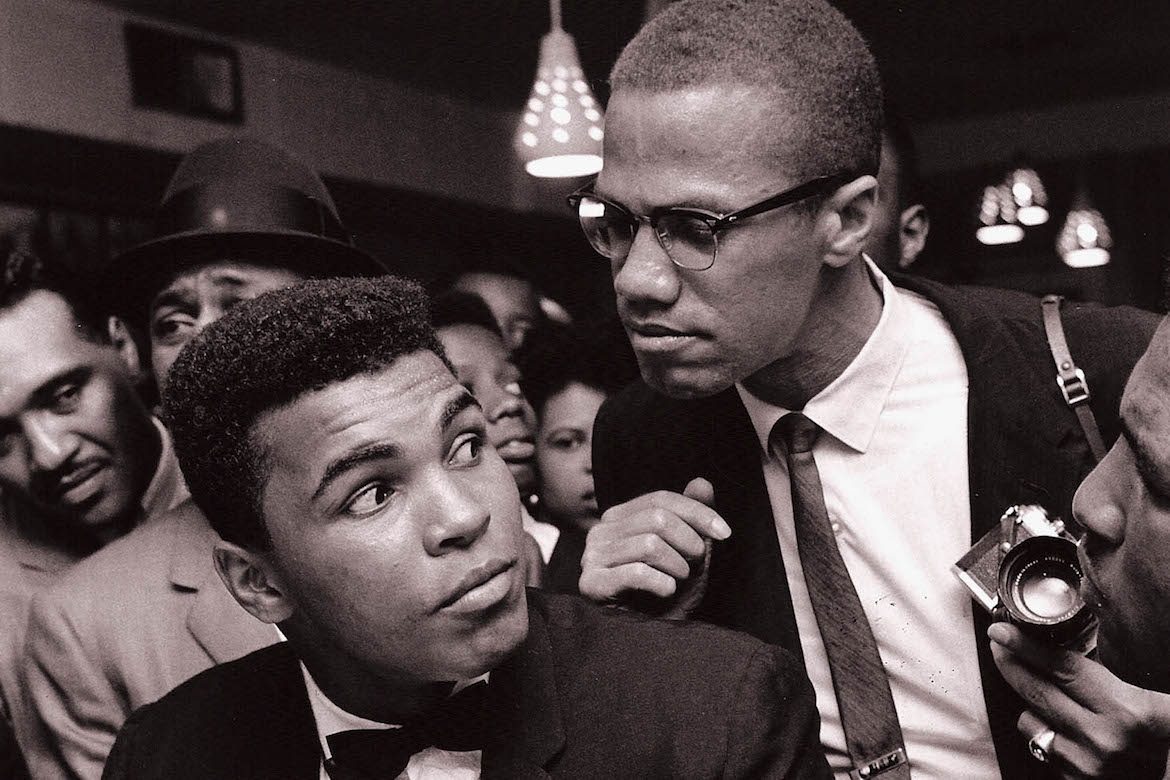Muhammad Ali, Malcolm X, Boxing, Nation of Islam, KOLUMN Magazine