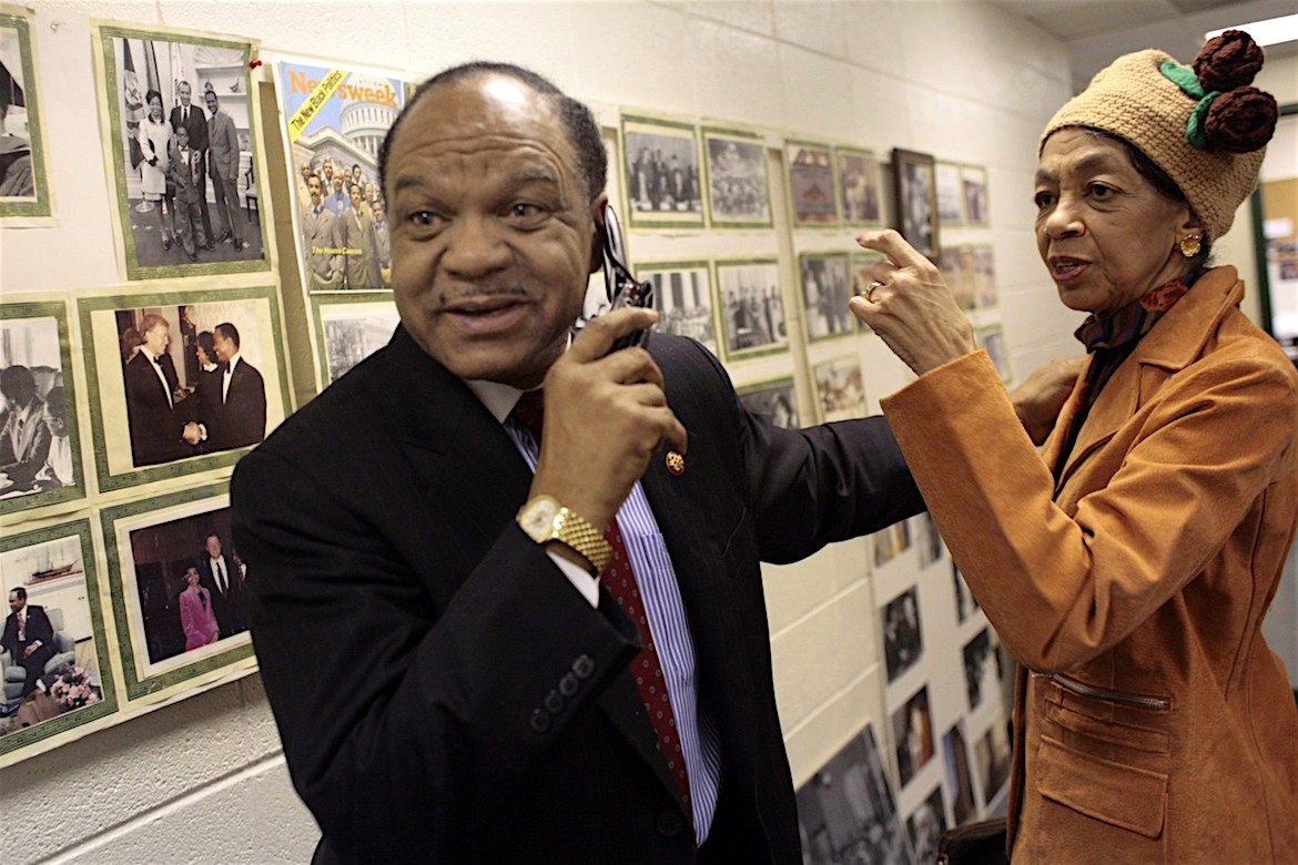 Civil Rights Leader, Walter Edward Fauntroy, New Bethel Baptist Church, KOLUMN Magazine