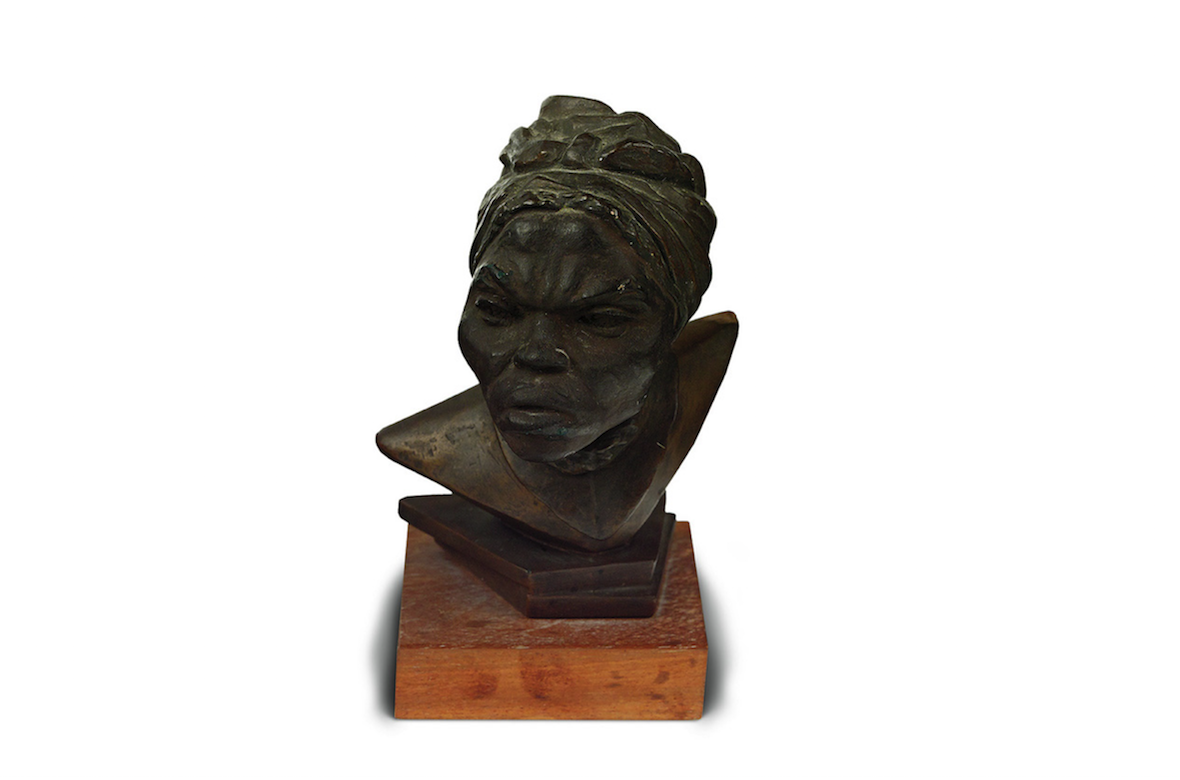 Ruth Inge Hardison, African American Sculptor, African American Sculpture, KOLUMN Magazine