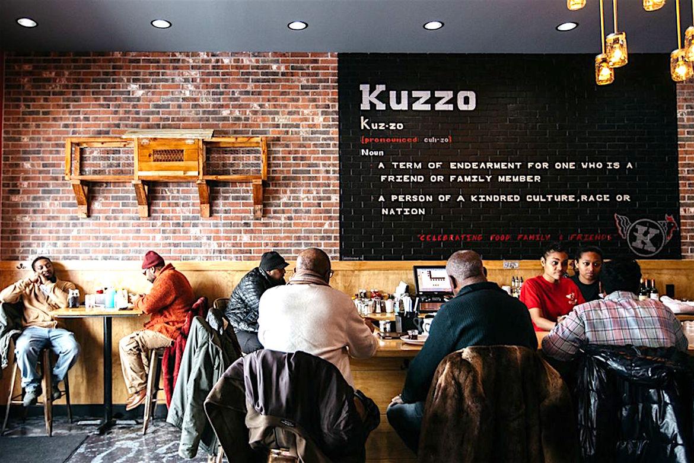 African American Entrepreneurs, African American Entrepreneurship, Black Business, Kuzzo's, KOLUMN Magazine, KOLUMN