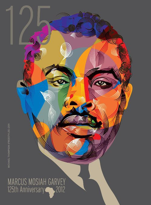 Michael 'Freestylee' Thompson poster