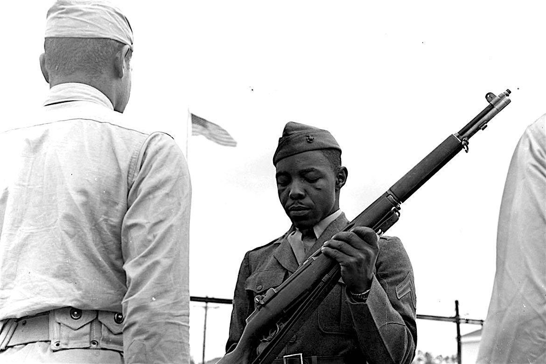 African American Military History, African American Troops, African American Veterans, Montford Point, Montford Pointers, Montford Point Camp, KOLUMN Magazine, KOLUMN