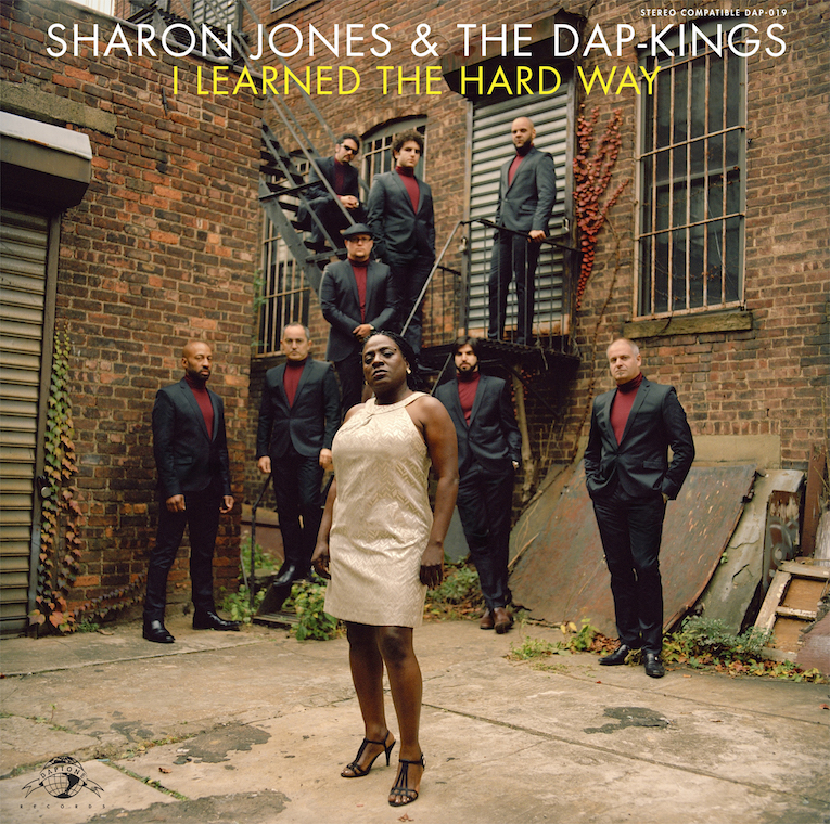 Sharon Jones, Dap-Kings, R&B, KOLUMN Magazine, KOLUMN