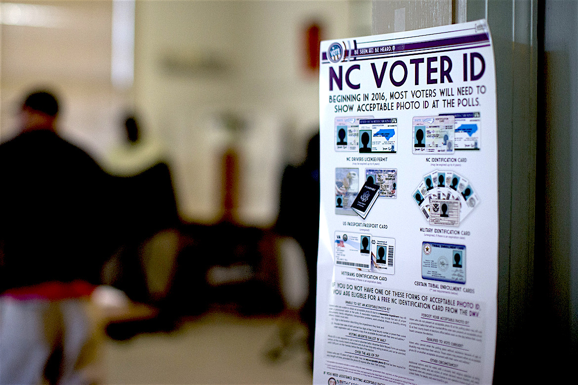 North Carolina Voting Legislation, North Carolina Voter ID, Voter ID, Voting Rights Act 1965, KOLUMN Magazine, KOLUMN