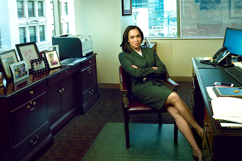 Freddie Gray, Mariyln Mosby, African American Crime, Baltimore, Baltimore Crime, Police Violence, KOLUMN Magazine, KOLUMN