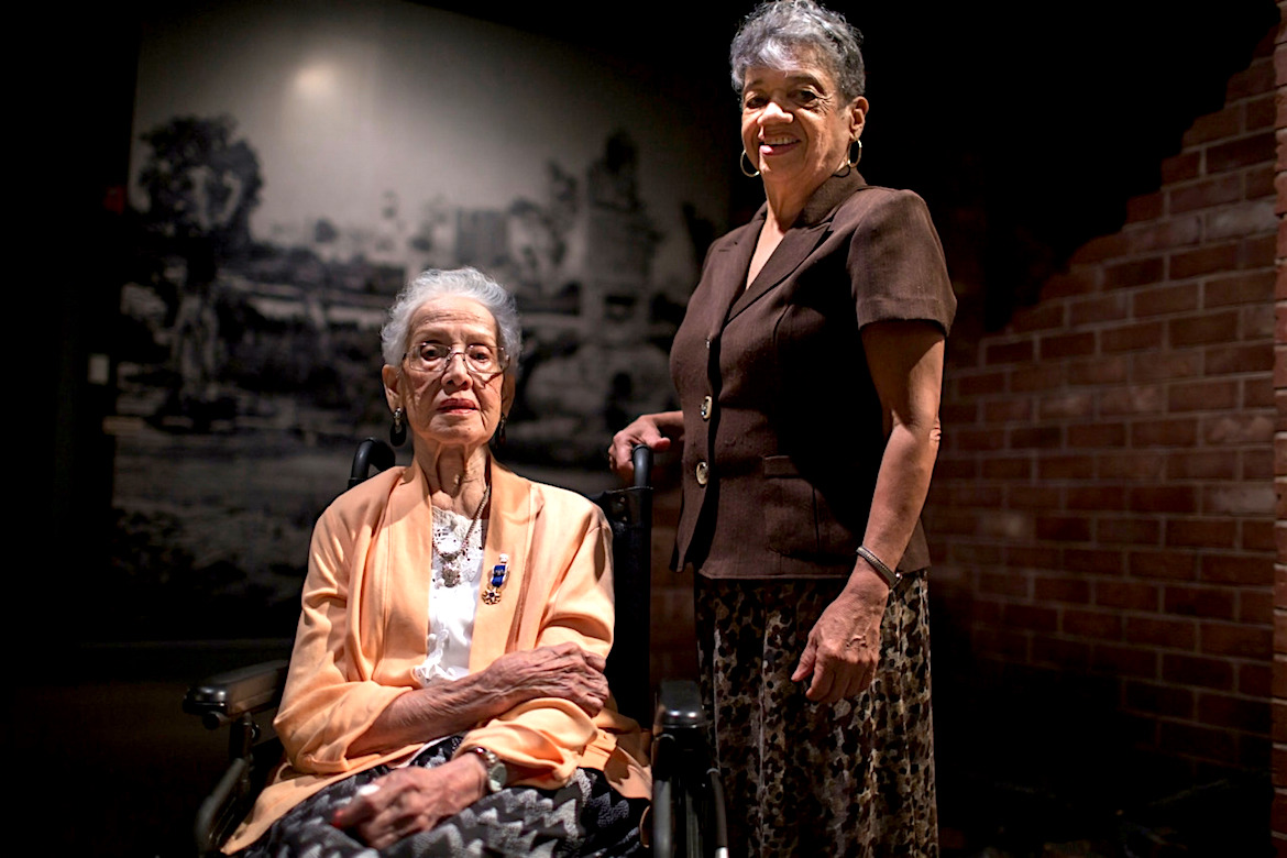Margot Lee Shetterly, Christine Darden, Katherine Johnson, Hidden Figures, KOLUMN Magazine, KOLUMN