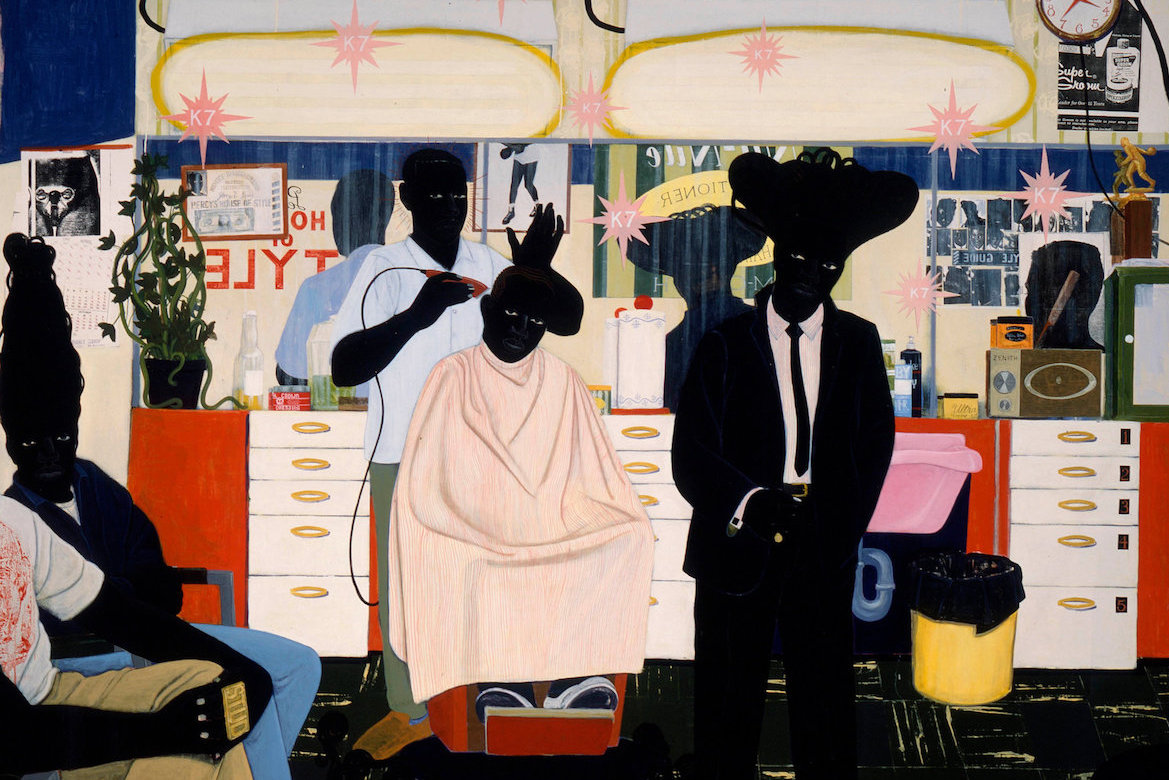 Kerry James Marshall, Mastry, Merging Art & News, KOLUMN Magazine, KOLUMN