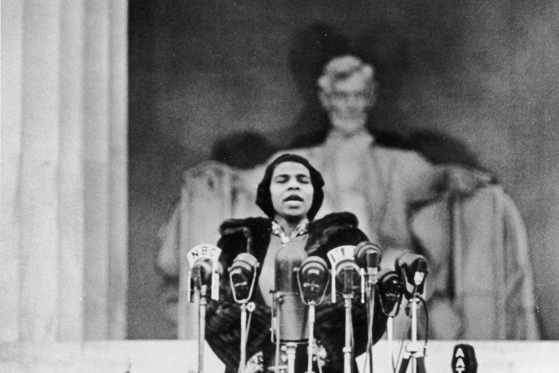 U.S. Currency, Five Dollar Bill, $5, U.S. Treasury, Marian Anderson, African American Opera Singer, KOLUMN Magazine, KOLUMN