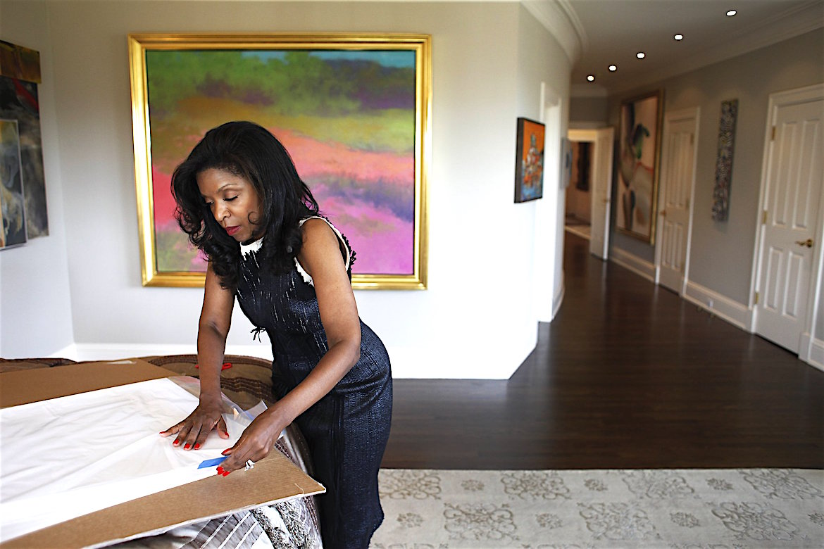 Pamela J. Joyner, Metropolitan Museum of Art, The Met, African Art, African Art Collector, African American Art Collector, KOLUMN Magazine, KOLUMN