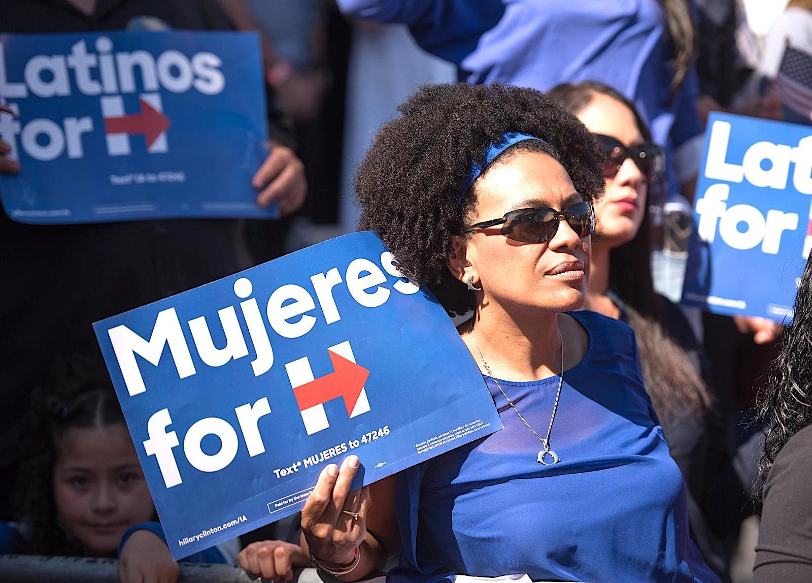 Hillary Clinton, Donald Trump, Democratic National Committee, DNC, 2016 Presidential Election, Liberals, Conservative, Racial Politics, Identity Politics, KOLUMN Magazine, KOLUMN
