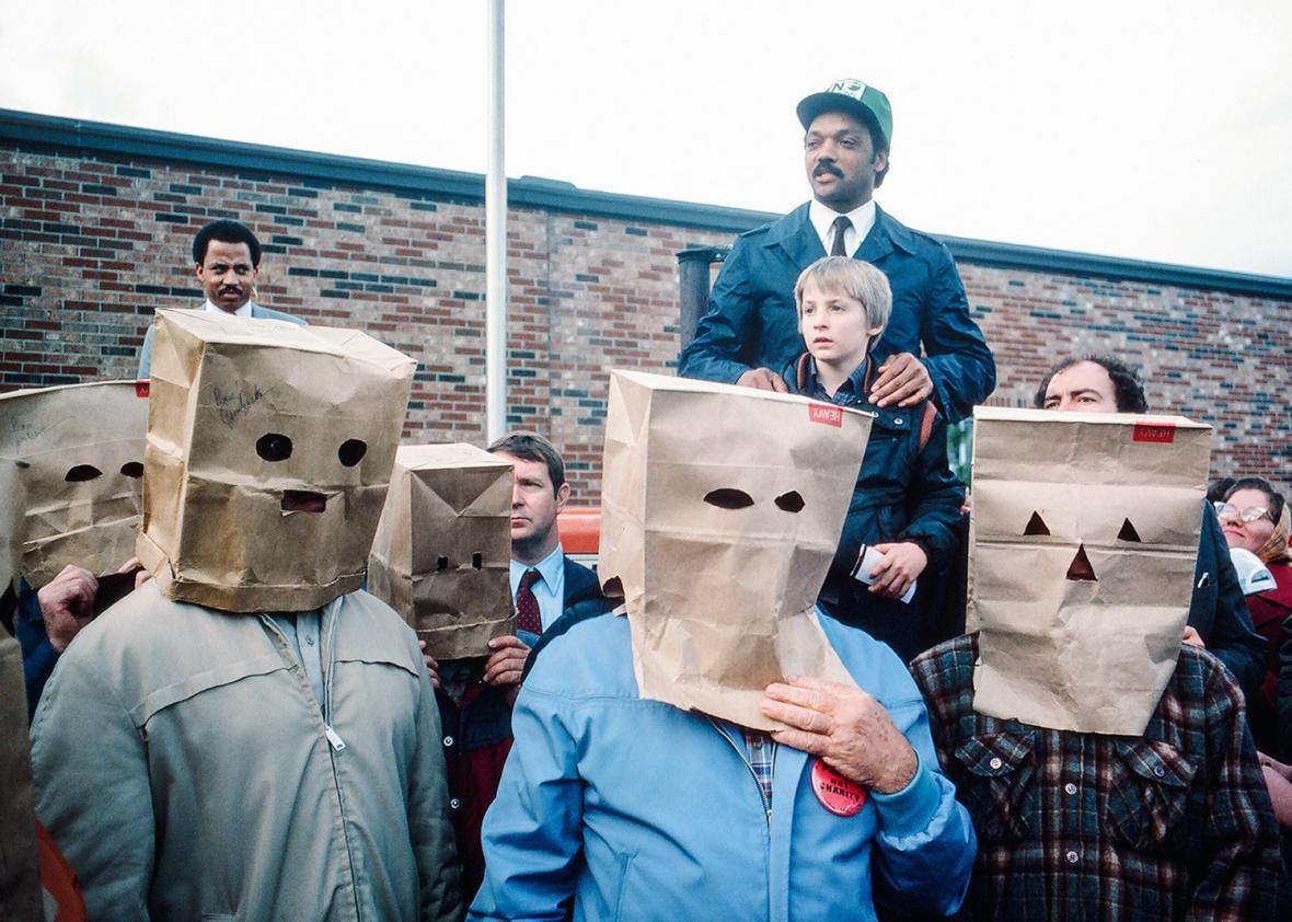 Jessie Jackson, Jessie Jackson Campaign, Jessie Jackson Presidential Campaign, 1984 US Presidential Campaign, KOLUMN Magazine, KOLUMN