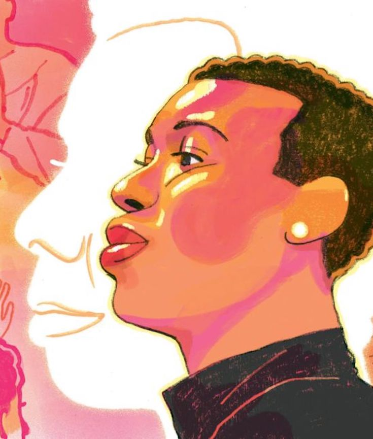 Meshell Ndegeocello, Can I Get a Witness? The Gospel of James Baldwin, James Baldwin, KOLUMN Magazine, KOLUMN