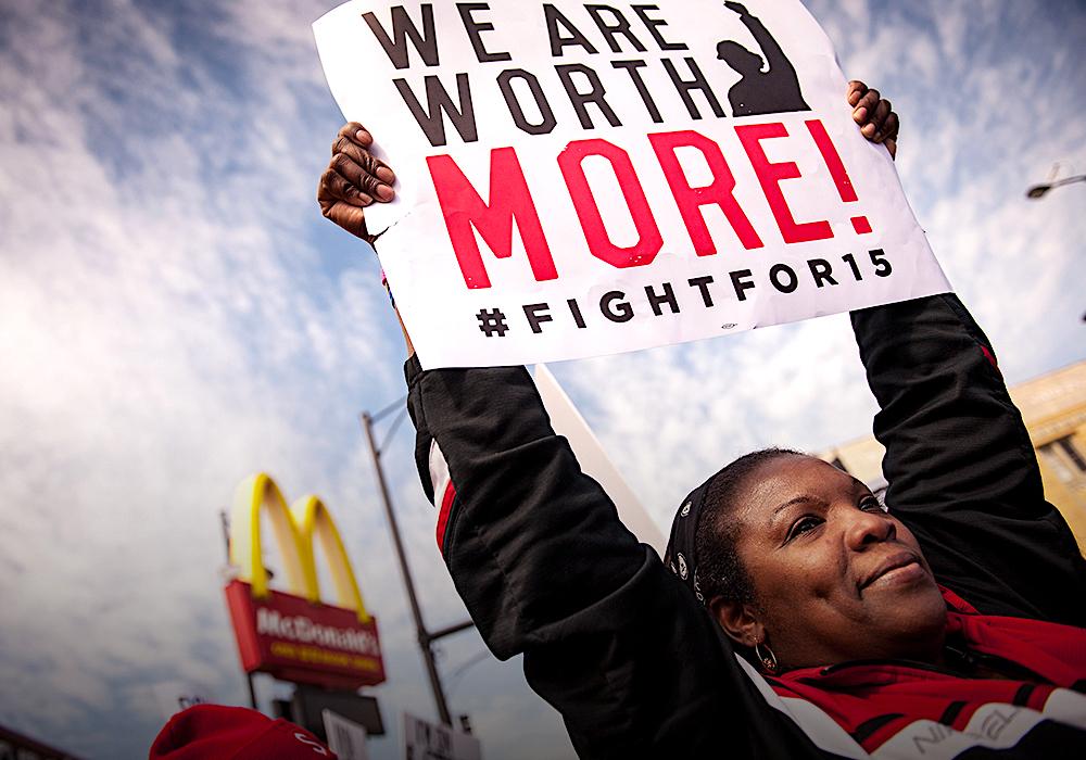 Minimum Wage, Fight for $15, Federal Minimum Wage, State Minimum Wage, KOLUMN Magazine, KOLUMN