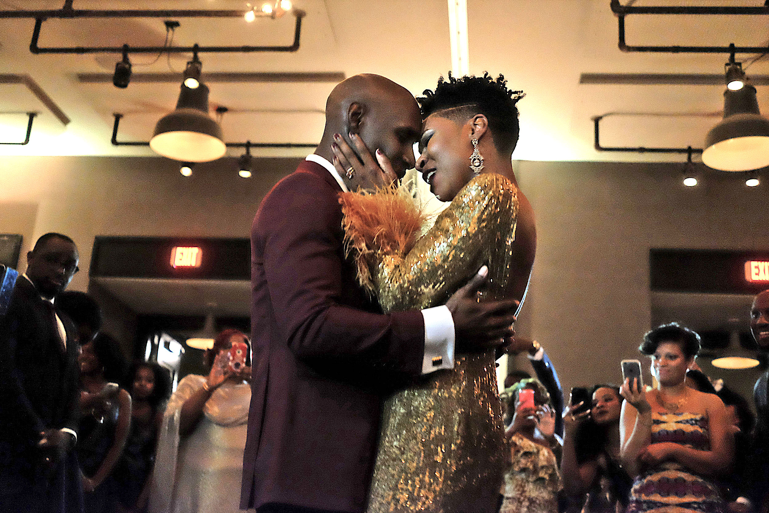 Tony Oluwatoyin Lawson, Shantrelle P. Lewis, William + James, Shoppe Black, Dandy Lion, African Fashion, Blackest Wedding, KOLUMN Magazine, KOLUMN