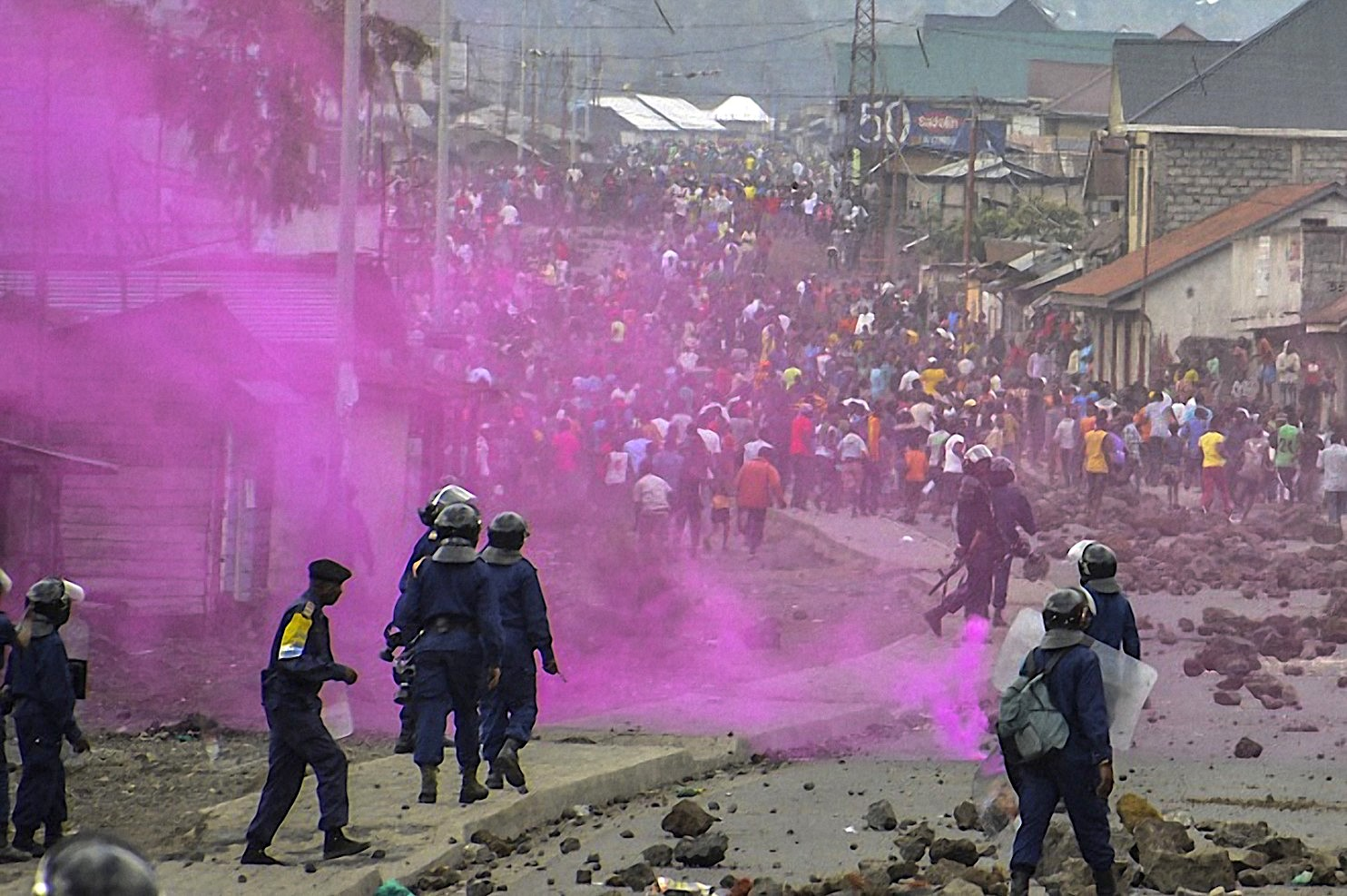 Congo, Democratic Republic of the Congo, KOLUMN, KOLUMN Magazine