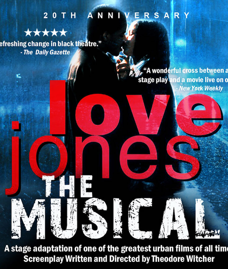 Love Jones, Theodore Witcher, Melvin Childs, Larenz Tate, Nia Long, Isaiah Washington, Lisa Nicole Carson, Bill Bellamy, African American Film, Black Films, Classic Black Movies, Black Movies, KOLUMN Magazine, KOLUMN
