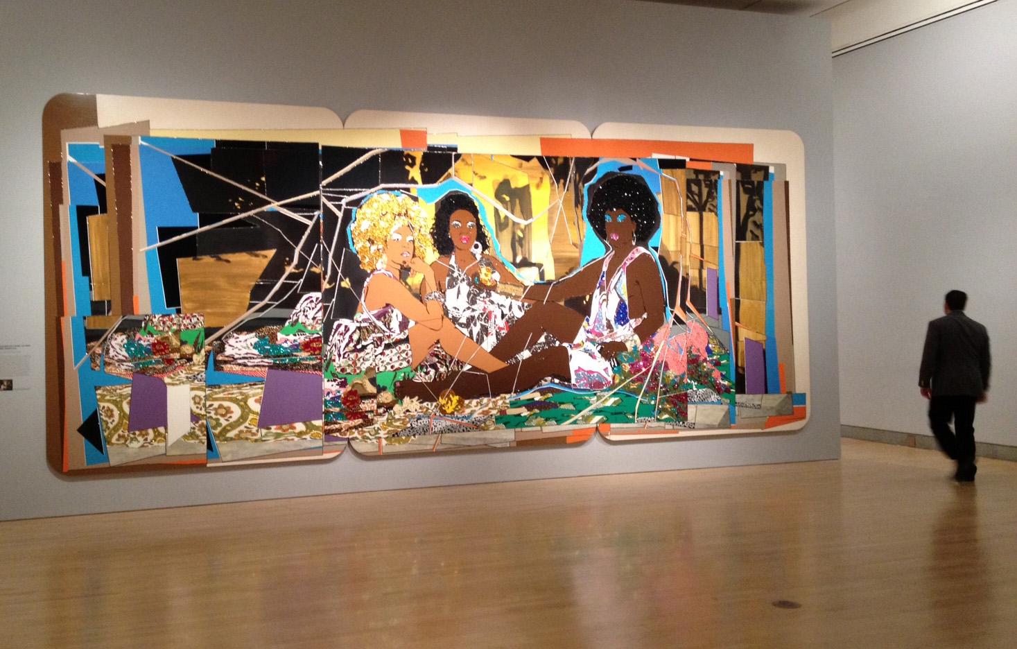 Alexandria Museum of Art, Kara Walker, Beyond Mammy Jezebel & Sapphire, Mickalene Thomas, Alison Saar, African American Art, Black Art, Black Feminist, KOLUMN Magazine, KOLUMN