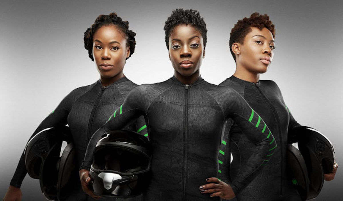 Seun Adigun, Ngozi Onwumere, Akuoma Omeoga, Winter Olympics, Nigerian Athletes, KOLUMN Magazine, KOLUMN