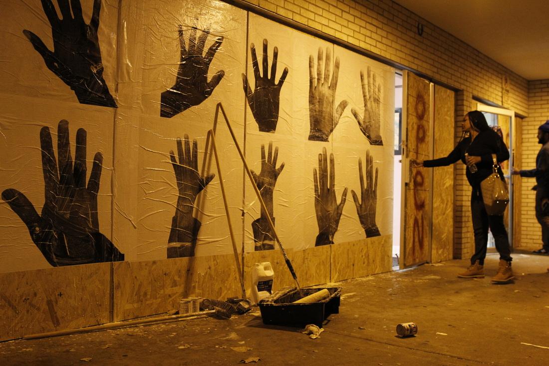 San Diego African American Museum of Fine Art, Oliver Jackson, Sam Gilliam, Lorna Simpson, Damon, Davis, African American Art, Black Art, KOLUMN Magazine, KOLUMN