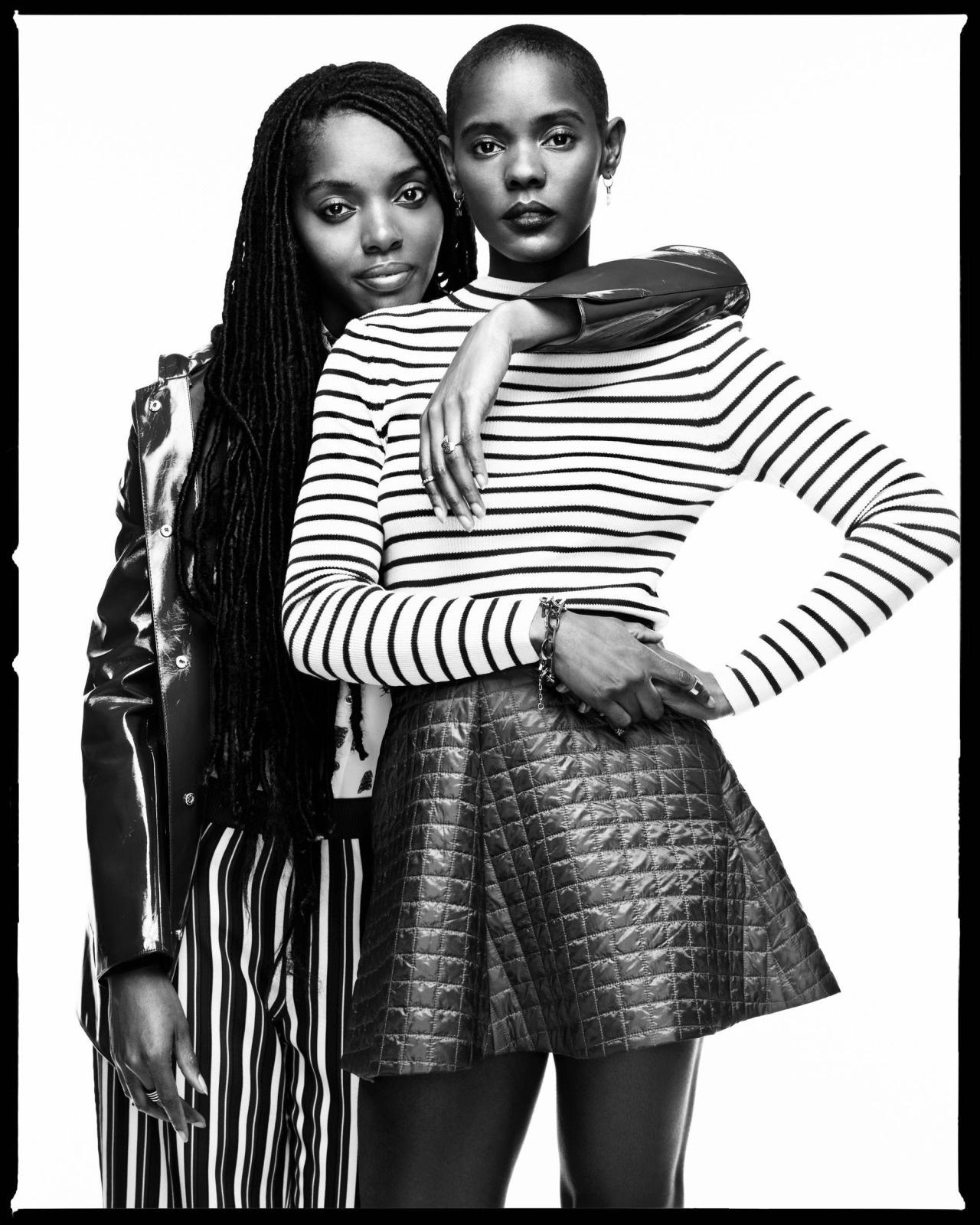 Black Fashion, Black Fashion Designers, Stella Jean, Darlene and Lizzy Okpo, Duro Olowu, Maxwell Osborne, Jessie Adore, Olivier Rousteing, Tracy Reese, KOLUMN Magazine, KOLUMN