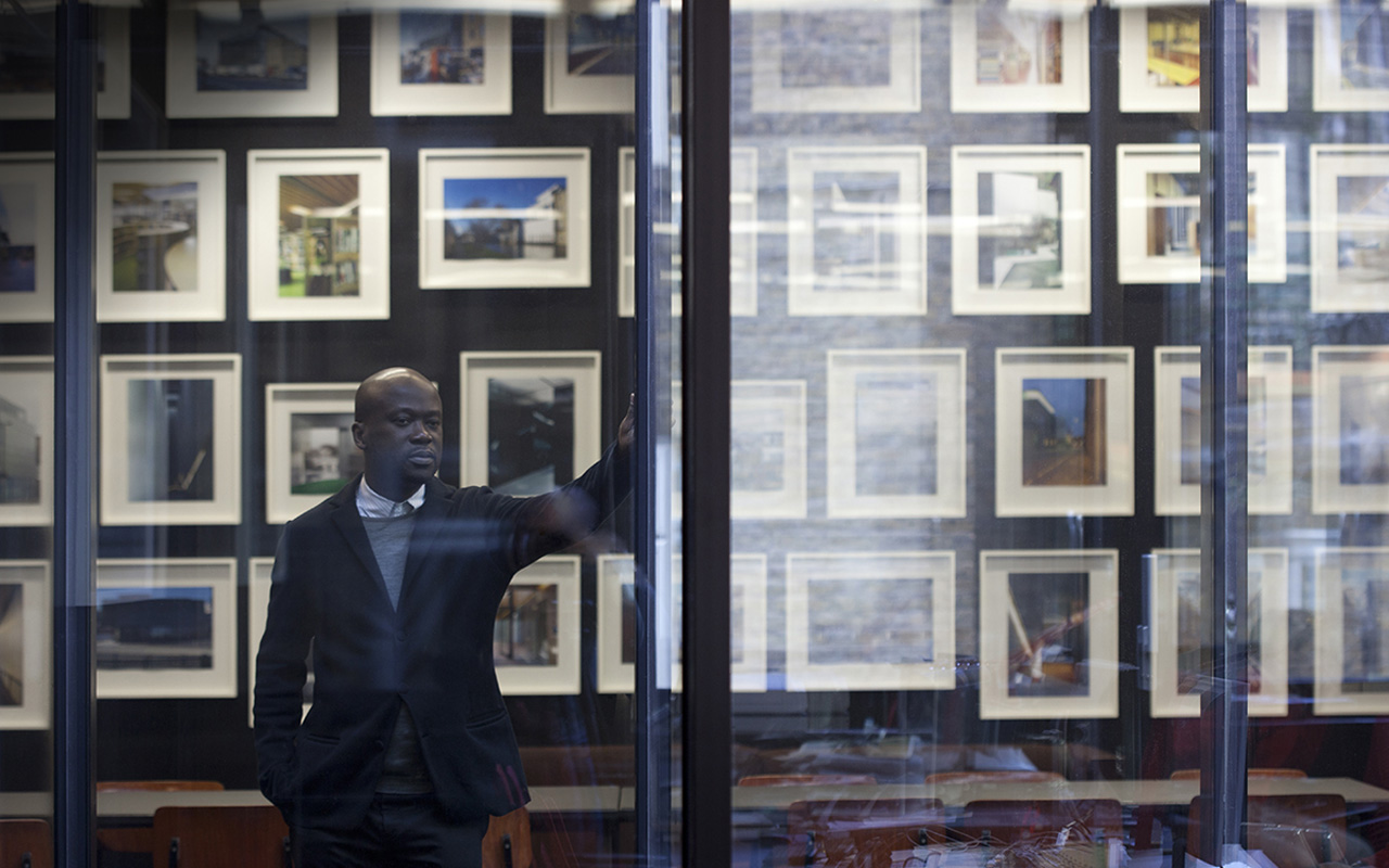 Sir David Frank Adjaye, David Adjaye, African American Architect, Black Architect, KOLUMN Magazine, KOLUMN
