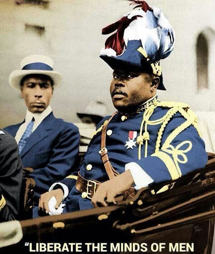 Marcus Garvey, Pan Africanism, Back To Africa Movement, Black History, African American History, KOLUMN Magazine, KOLUMN