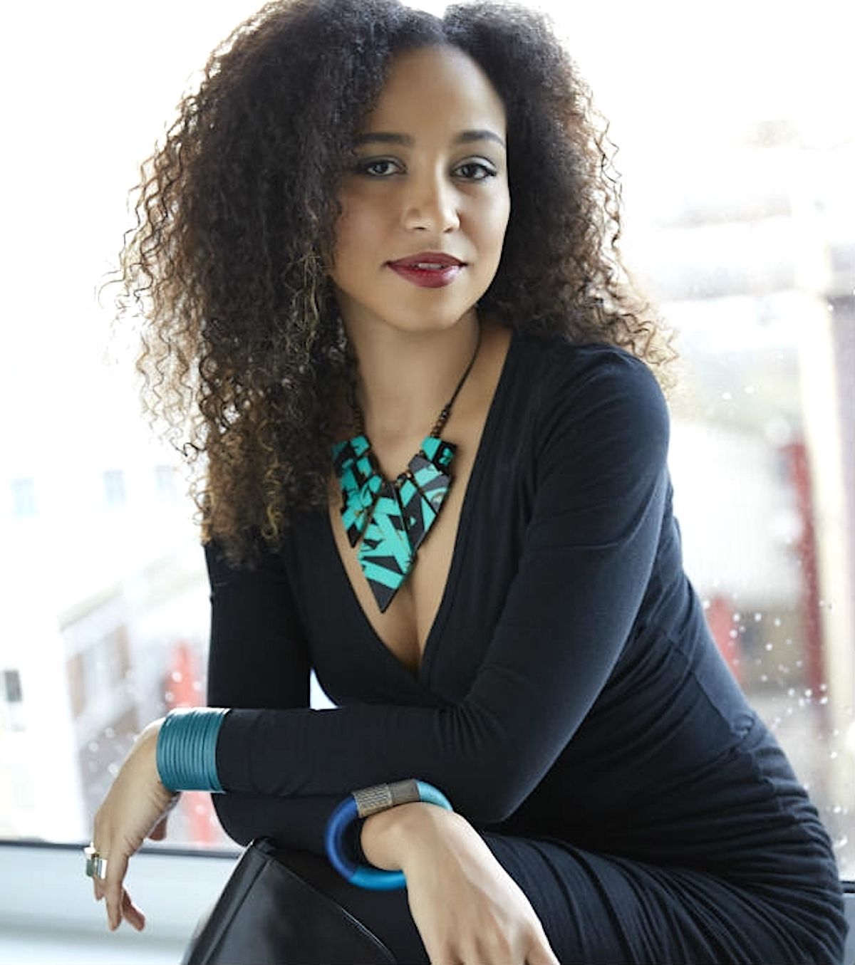 Minna Salami, MsAfropolitan, African Blogger, African Feminist, KOLUMN Magazine, KOLUMN