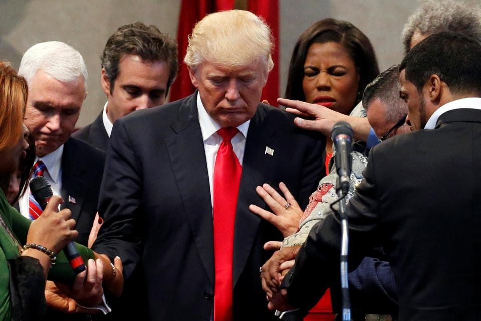 African American Politics, Donald Trump, Trump Racism, American Racism, KOLUMN Magazine, KOLUMN