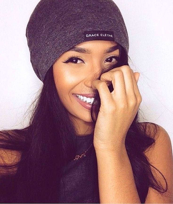 Afropreneurs  These Fly Beanies   Hats Help Protect Your Hair In Style –  Okay Africa From bonnets to durags a7e35d2143b0