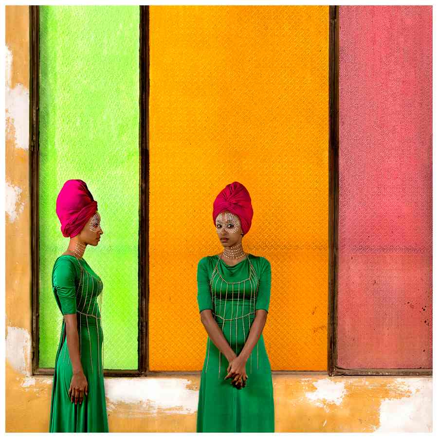 Aida Muluneh, African Art, KOLUMN Magazine, KOLUMN