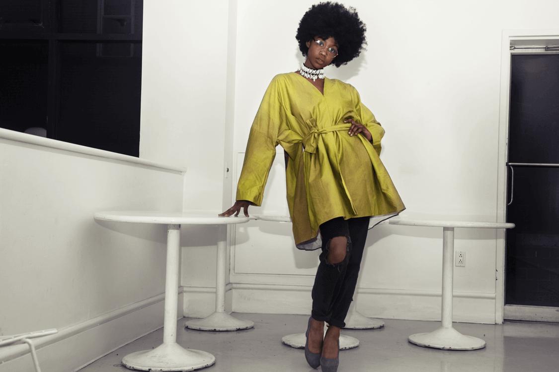 Kyemah McEntyre, African American Fashion, Black Fashion, African American News, KOLUMN Magazine, KOLUMN