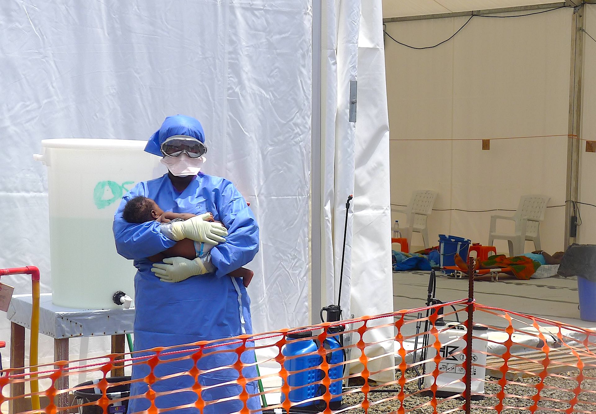 Liberia, Sierra Leone, Ebola, Salome Karwah, Time Magazine, Partners In Health, World Health Organization, WHO, KOLUMN Magazine, KOLUMN