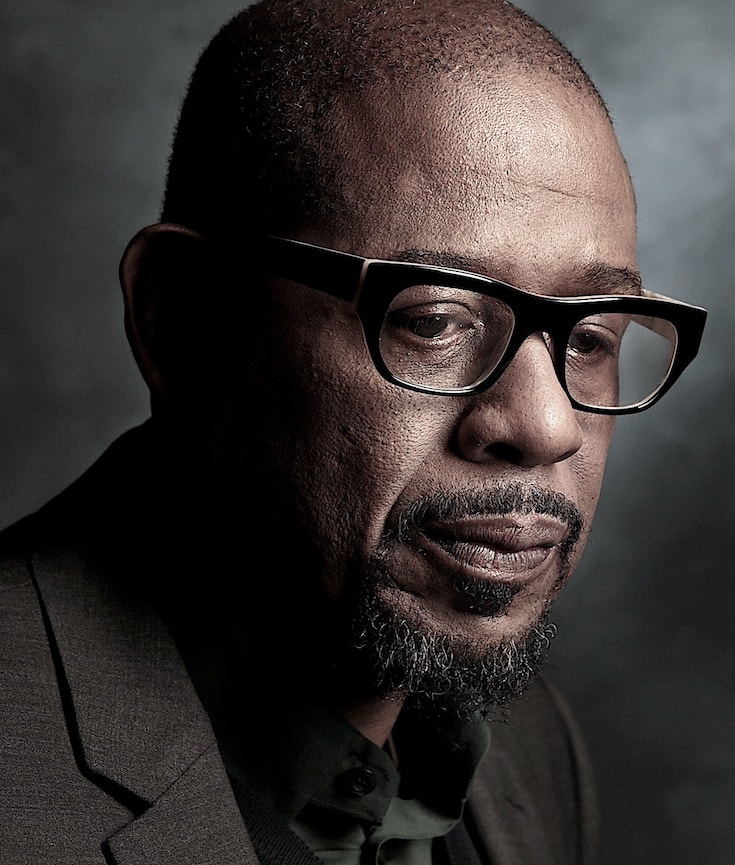 Forest Whitaker, Racism, KOLUMN Magazine, KOLUMN
