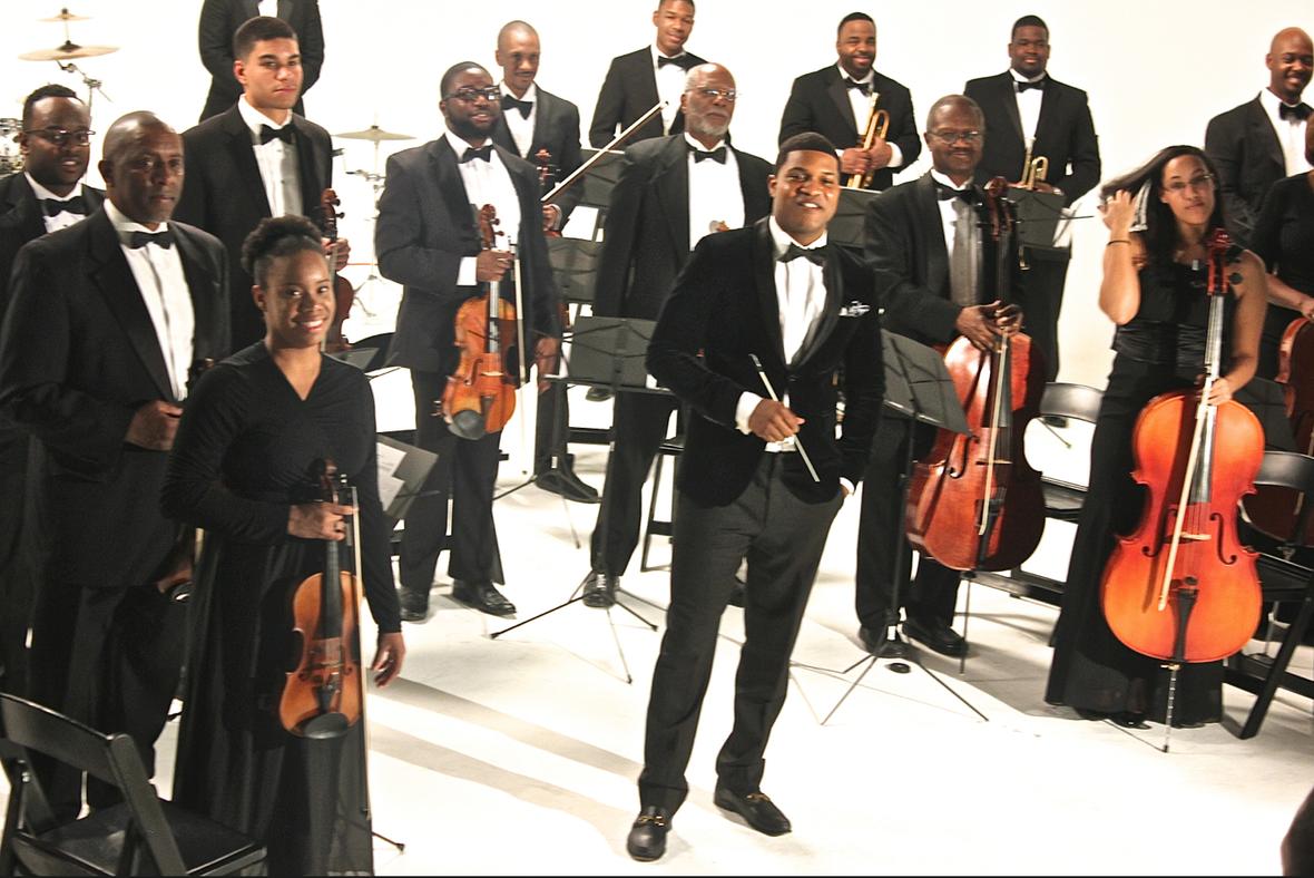 Jason Ikeem Rodgers, Orchestra Noir, Atlanta Music Project, African American Music, KOLUMN Magazine, KOLUMN