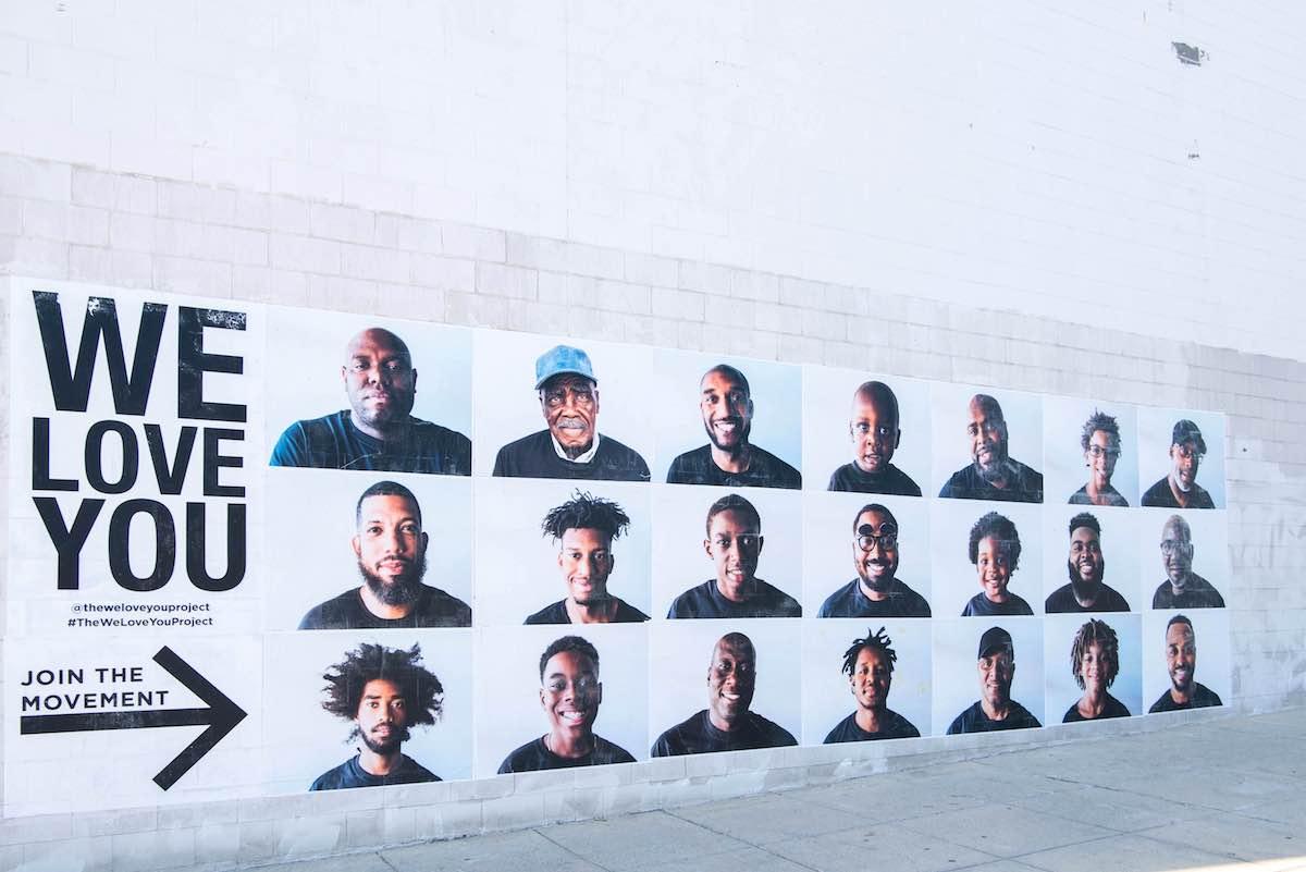We Love You, Photography, African American Art, African American Photography, Bryon Summers, KOLUMN Magazine, KOLUMN