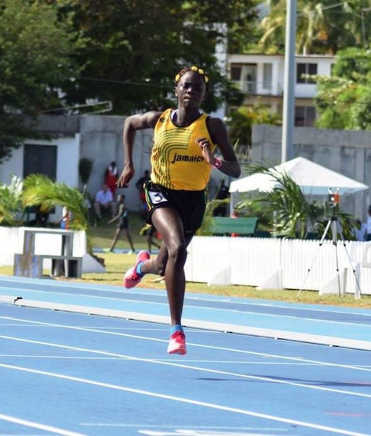 12-Year-Old Jamaican Sprinter Hailed As Next Usain Bolt
