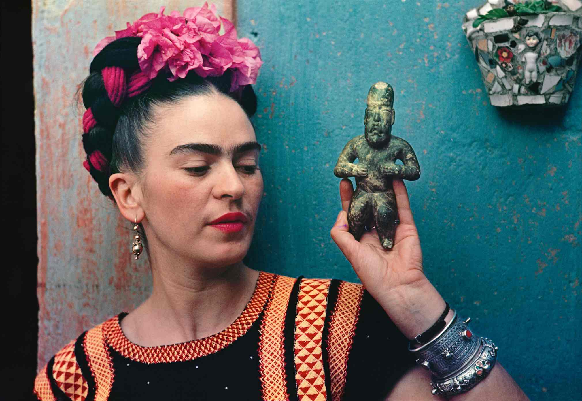 Frida Kahlo, Latin Artist, KOLUMN Magazine, KOLUMN