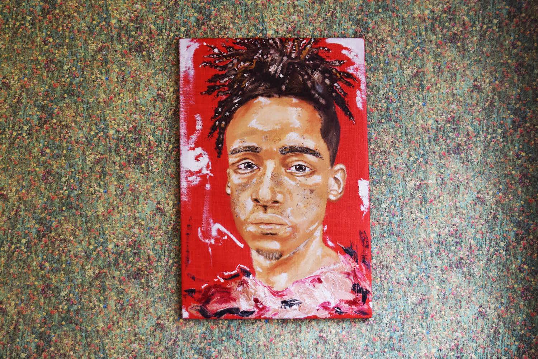 Hamed Maiye, African Art, Art Movement, KOLUMN Magazine, KOLUMN