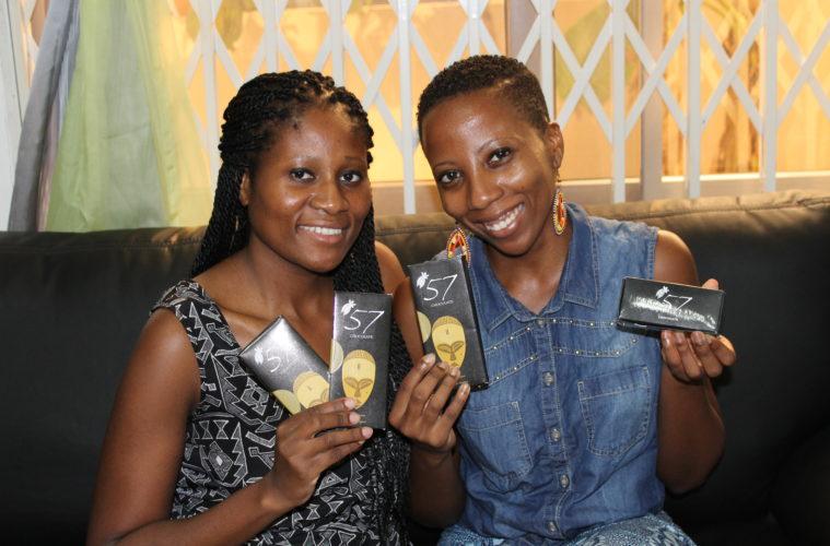 African Businesses, African Entrepreneurs, 57 Chocolates 57, KOLUMN Magazine, KOLUMN