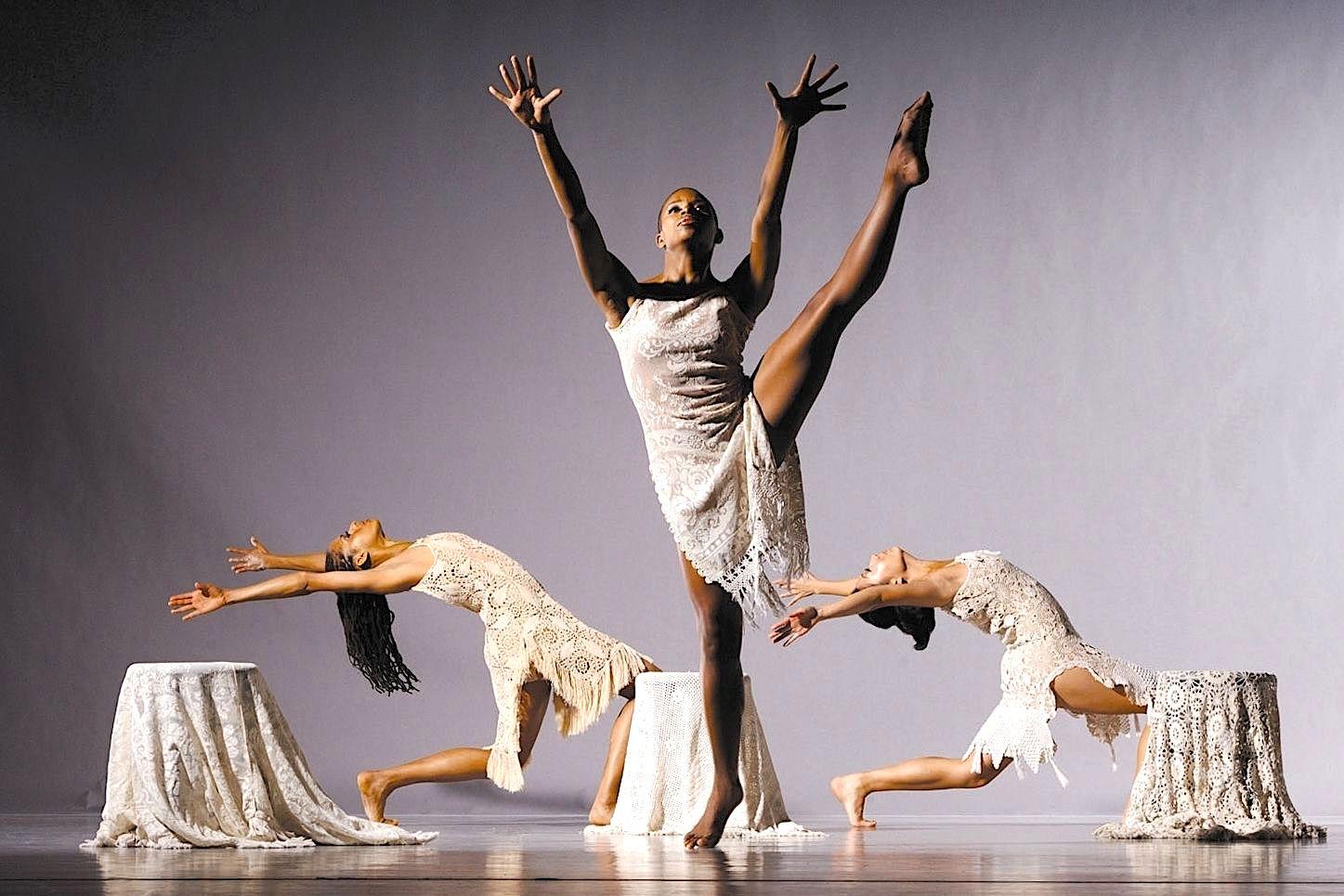 Alvin Ailey, Alvin Ailey II, African American Dance, KOLUMN Magazine, KOLUMN