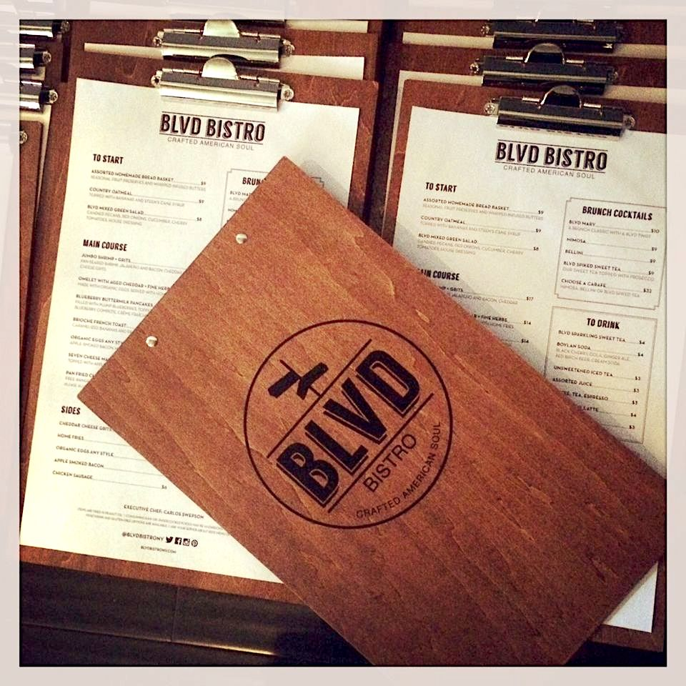 BLVD Bistro, Black Owned Business, KOLUMN Magazine, KOLUMN